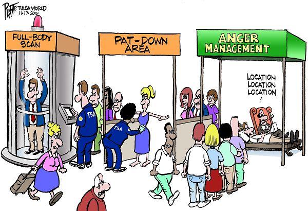 Airport Pat-Downer